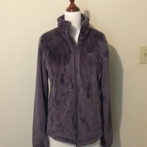 Warm and soft North Face jacket